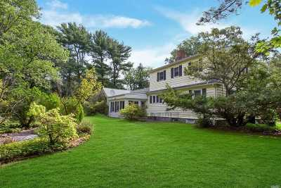 Syosset Single Family Home For Sale: 187 Cold Spring Rd