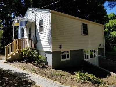 Port Jefferson Rental For Rent: 546 W Broadway