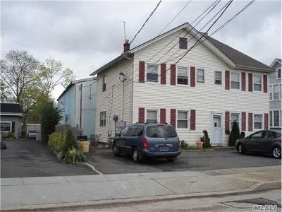 Nassau County Commercial For Sale: 30 Hamilton Ave
