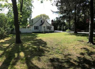 Mt. Sinai Single Family Home For Sale: 18 Wylde Rd