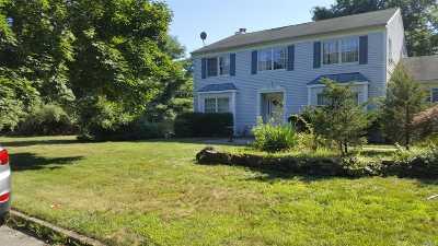 Mt. Sinai Single Family Home For Sale: 4 Jesse Way