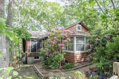 Sound Beach Single Family Home For Sale: 42 Sayville