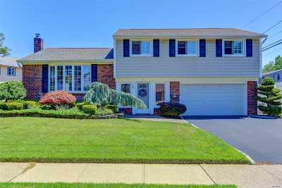 Hicksville Single Family Home For Sale: 4 Dawn Lane