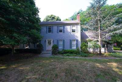 Wading River Single Family Home For Sale: 31 Pond View Dr