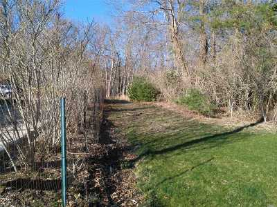 East Hampton Residential Lots & Land For Sale: 26 3rd St