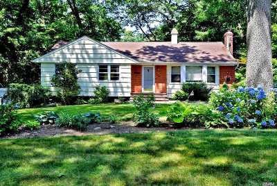 Huntington Single Family Home For Sale: 1 Meadowlark Ln