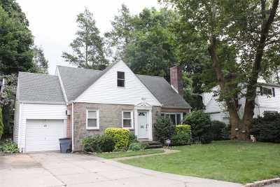 Nassau County Single Family Home For Sale: 19 Cornell Drive