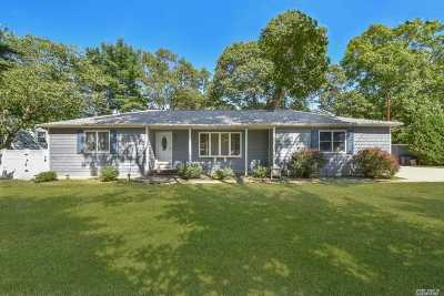 Nesconset Single Family Home For Sale: 463 Gibbs Pond Rd
