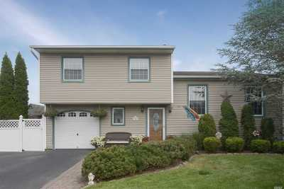 Holtsville Single Family Home For Sale: 15 Jenny Ln