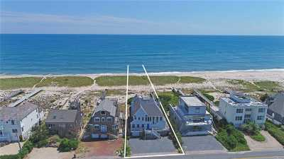 Westhampton Bch Single Family Home For Sale: 677 Dune Rd