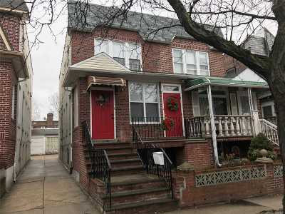 Jackson Heights Multi Family Home For Sale: 30-32 83rd St