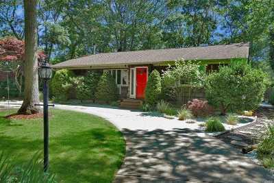 Hampton Bays Single Family Home For Sale: 8 Holiday Ct