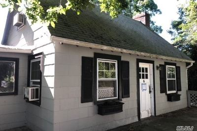 Wading River Single Family Home For Sale: 2 Oak Rd