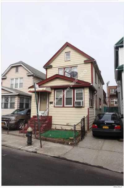 Woodside Multi Family Home For Sale: 58-19 41st Dr