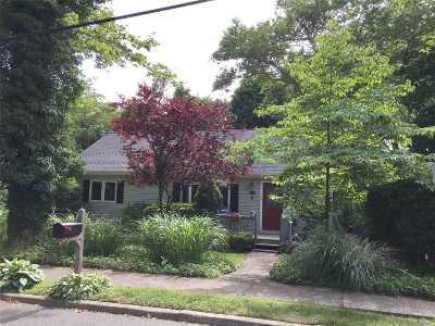 E. Setauket Single Family Home For Sale: 12 Bayview Ave