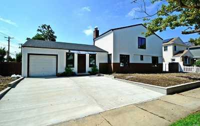 Long Beach NY Single Family Home For Sale: $848,000