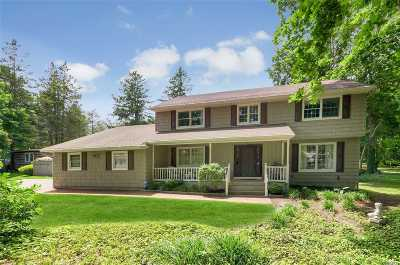 Port Jefferson Single Family Home For Sale: 11 Village Woods Rd