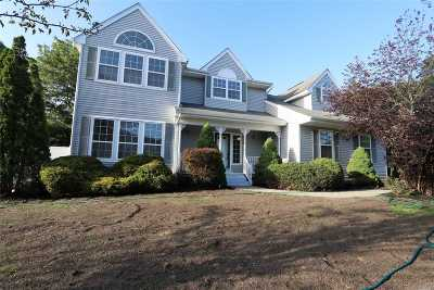 Single Family Home For Sale: 7 Hessian Ct