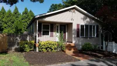 Holtsville Single Family Home For Sale: 43 Vautrin Ave