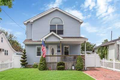 Bellmore Single Family Home For Sale: 4 Frank Ave