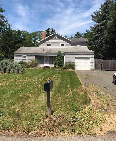 Setauket NY Single Family Home For Sale: $399,900