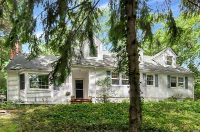 Setauket NY Single Family Home For Sale: $725,000