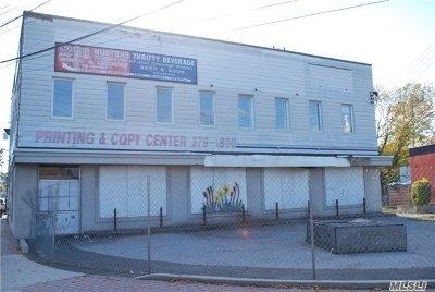 Baldwin Commercial For Sale: 800 Merrick Rd