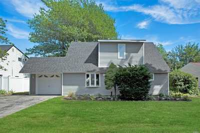 Hicksville Single Family Home For Sale: 16 Pewter Ln