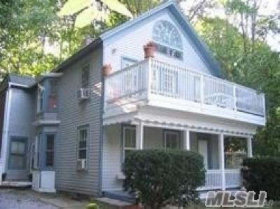 Port Jefferson Multi Family Home For Sale: 119 Caroline Ave