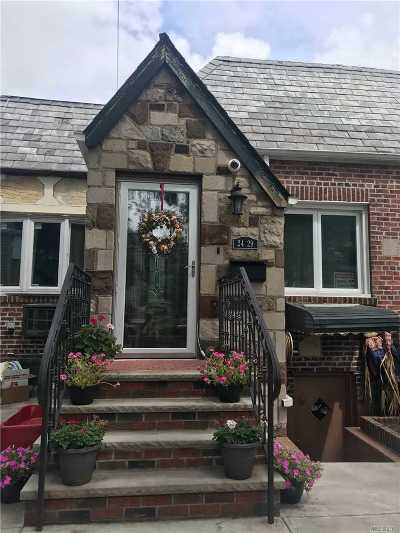 Jackson Heights Single Family Home For Sale: 24-29 82 St