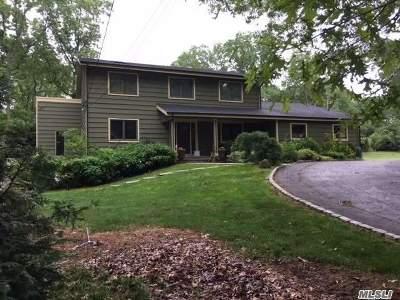Setauket Single Family Home For Sale: 9 Huckleberry Ln