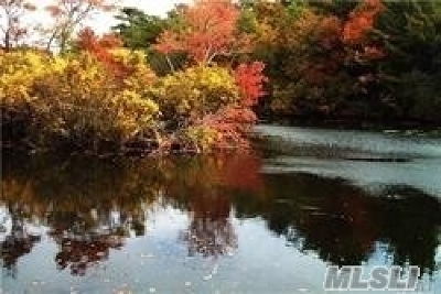 Patchogue Residential Lots & Land For Sale: 259 W.woodside