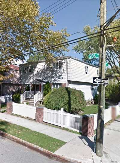 Bayside Single Family Home For Sale: 45-69 206 St