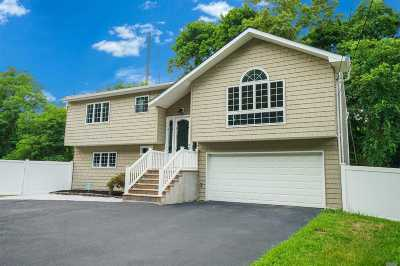 Syosset Single Family Home For Sale: 195 Syosset Woodbury Rd