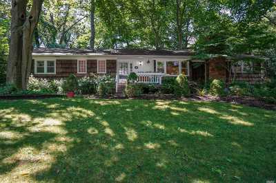 Setauket NY Single Family Home For Sale: $485,000