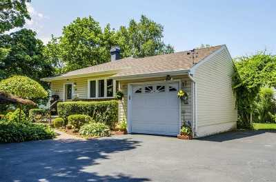 Hicksville Single Family Home For Sale: 69 West Ave