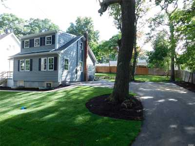 Rocky Point Single Family Home For Sale: 16 Ozone Rd