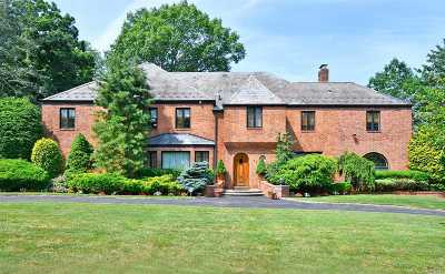 Manhasset NY Single Family Home For Sale: $2,795,000