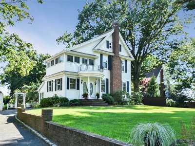 Douglaston Single Family Home For Sale: 26 Cherry St