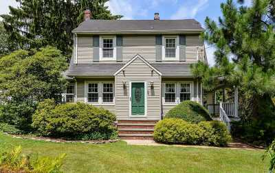 Glen Head Single Family Home For Sale: 60 Locust Ave