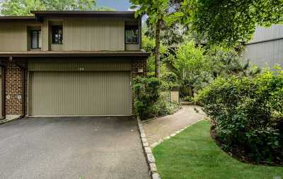 Jericho Condo/Townhouse For Sale: 124 Country Club Dr