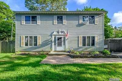 Rocky Point Single Family Home For Sale: 168 Prince Rd