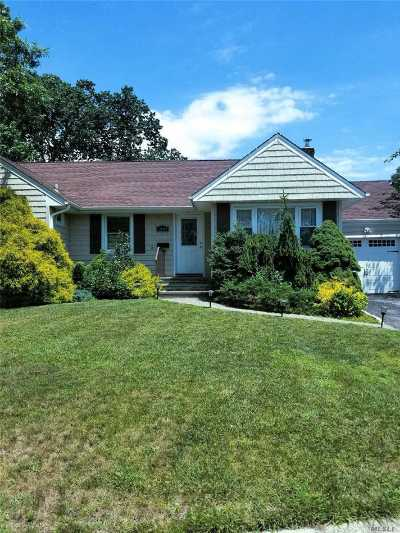 Wantagh Single Family Home For Sale: 1069 Barrie Ave