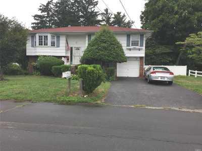 W. Babylon Single Family Home For Sale: 583 Centerwood St