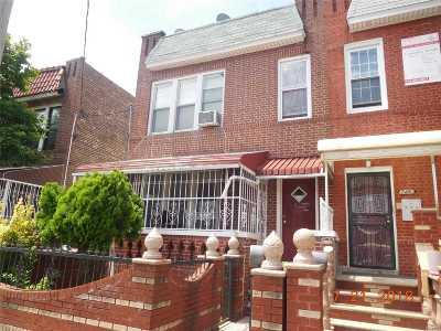 Brooklyn Multi Family Home For Sale: 748 E 53rd St
