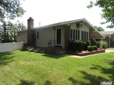 Bethpage NY Single Family Home For Sale: $429,000