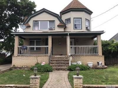 Freeport Multi Family Home For Sale: 49 Nassau Ave