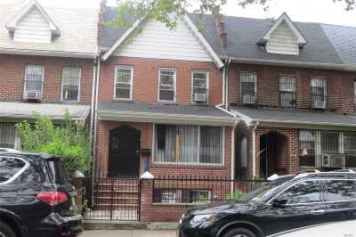 Single Family Home For Sale: 32-15 87th St