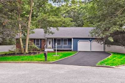 Mt. Sinai Single Family Home For Sale: 6 Cassie Ct