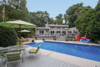Hampton Bays Single Family Home For Sale: 30 King St